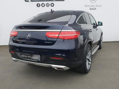 Mercedes GLE Coupé 350 d 258ch Fascination 4Matic 9G-Tronic - <small></small> 54.900 € <small>TTC</small> - #2