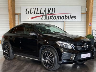 Mercedes GLE Coupé 350 D FASCINATION 258ch 4MATIC 9G-TRONIC - <small></small> 69.900 € <small>TTC</small> - #5