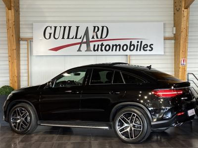 Mercedes GLE Coupé 350 D FASCINATION 258ch 4MATIC 9G-TRONIC - <small></small> 69.900 € <small>TTC</small> - #6
