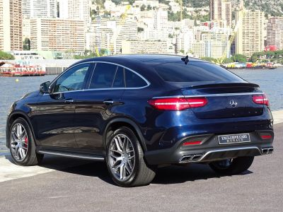 Mercedes GLE Coupé 63 AMG S 4-MATIC 585 CV - <small></small> 95.900 € <small>TTC</small>