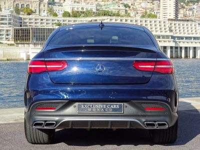 Mercedes GLE Coupé 63 AMG S 4-MATIC 585 CV - <small></small> 89.900 € <small>TTC</small>