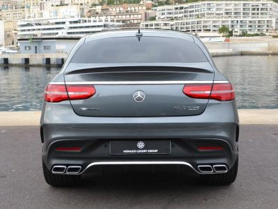 Mercedes GLE Coupé 63 AMG S 585ch 4Matic 7G-Tronic Speedshift Plus Euro6d-T - <small></small> 118.000 € <small>TTC</small>