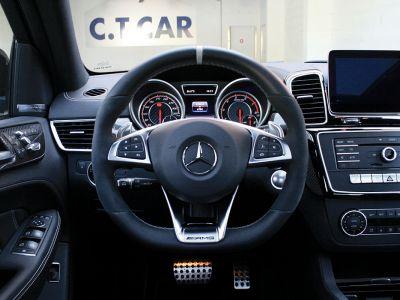 Mercedes GLE Coupé 63 S AMG 4MATIC - <small></small> 75.000 € <small>TTC</small> - #10