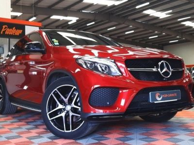Mercedes GLE Coupé (C292) 350 D 258CH FASCINATION 4MATIC 9G-TRONIC - <small></small> 47.990 € <small>TTC</small> - #2