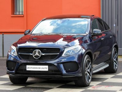 Mercedes GLE Coupé Coupe 350 d 258ch Sportline 4Matic 9G-Tronic - <small></small> 55.950 € <small>TTC</small> - #1