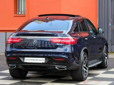 Mercedes GLE Coupé Coupe 350 d 258ch Sportline 4Matic 9G-Tronic - <small></small> 55.950 € <small>TTC</small> - #4