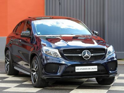 Mercedes GLE Coupé Coupe 350 d 258ch Sportline 4Matic 9G-Tronic - <small></small> 55.950 € <small>TTC</small> - #21