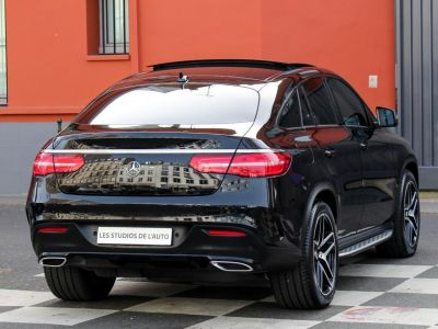 Mercedes GLE Coupé Coupe 350 d 258ch Sportline 4Matic 9G-Tronic - <small></small> 52.950 € <small>TTC</small> - #4