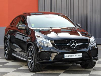 Mercedes GLE Coupé Coupe 350 d 258ch Sportline 4Matic 9G-Tronic - <small></small> 52.950 € <small>TTC</small> - #23