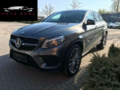 Mercedes GLE Coupé Coupe 43 AMG 367ch 4M 9G-Tronic - <small></small> 50.600 € <small>TTC</small> - #1