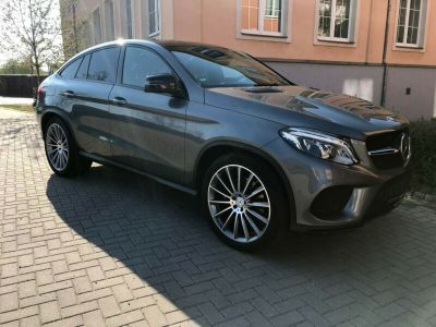 Mercedes GLE Coupé Coupe 43 AMG 367ch 4M 9G-Tronic - <small></small> 50.600 € <small>TTC</small> - #2