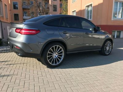 Mercedes GLE Coupé Coupe 43 AMG 367ch 4M 9G-Tronic - <small></small> 50.600 € <small>TTC</small> - #7