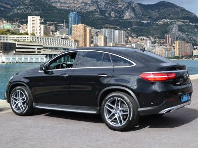 Mercedes GLE Coupé Coupe 500 455ch Sportline 4Matic 9G-Tronic - <small></small> 74.000 € <small>TTC</small>