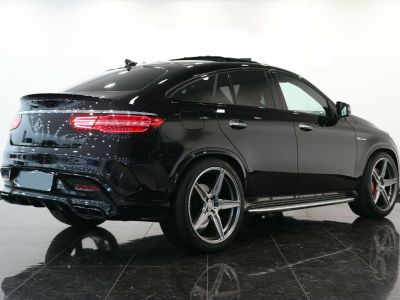 Mercedes GLE Coupé Coupe 63 AMG S 585ch 4M - <small></small> 73.900 € <small>TTC</small> - #6