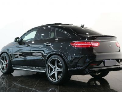 Mercedes GLE Coupé Coupe 63 AMG S 585ch 4M - <small></small> 73.900 € <small>TTC</small> - #7