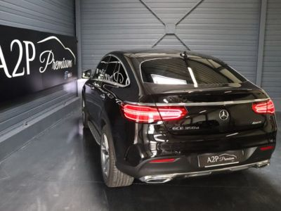 Mercedes GLE Coupé COUPE (C292) 350 D 258CH FASCINATION 4MATIC 9G-TRONIC - <small></small> 54.999 € <small>TTC</small>