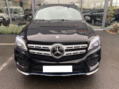 Mercedes GLS (X166) 350D 258CH EXECUTIVE 4MATIC 9G-TRONIC - <small></small> 64.980 € <small></small> - #4