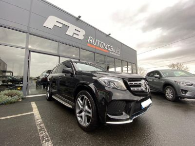 Mercedes GLS (X166) 350D 258CH EXECUTIVE 4MATIC 9G-TRONIC - <small></small> 64.980 € <small></small> - #7