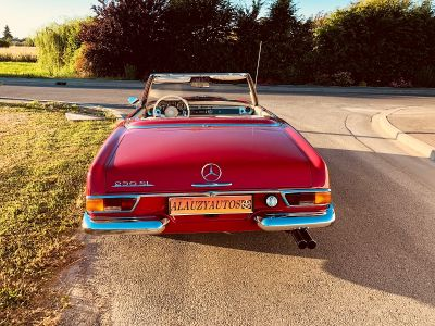 Mercedes SL 230 PAGODE - <small></small> 76.900 € <small>TTC</small>