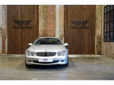 Mercedes SL 350 AUTO - PTS - XENON - Harman Kardonn - <small></small> 13.990 € <small>TTC</small> - #4