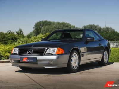Mercedes SL 500 5.0 V8 - 1991 - Sound System - Cruise Control - <small></small> 28.900 € <small>TTC</small> - #2