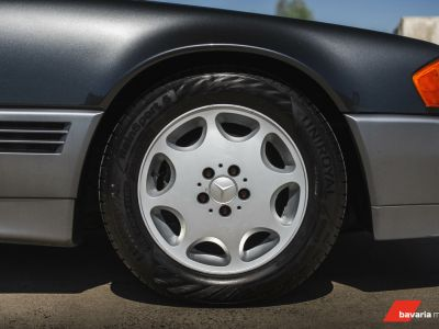 Mercedes SL 500 5.0 V8 - 1991 - Sound System - Cruise Control - <small></small> 28.900 € <small>TTC</small> - #5