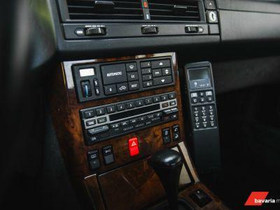 Mercedes SL 500 5.0 V8 - 1991 - Sound System - Cruise Control - <small></small> 28.900 € <small>TTC</small> - #10
