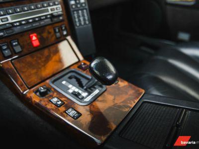 Mercedes SL 500 5.0 V8 - 1991 - Sound System - Cruise Control - <small></small> 28.900 € <small>TTC</small> - #11