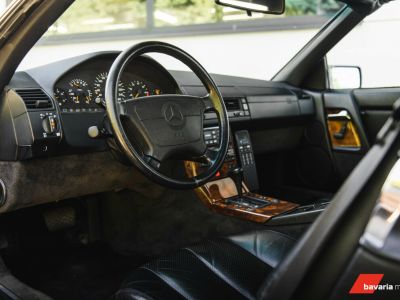 Mercedes SL 500 5.0 V8 - 1991 - Sound System - Cruise Control - <small></small> 28.900 € <small>TTC</small> - #13