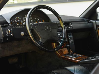 Mercedes SL 500 5.0 V8 - 1991 - Sound System - Cruise Control - <small></small> 28.900 € <small>TTC</small> - #14