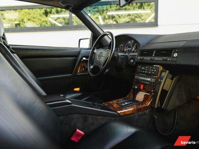 Mercedes SL 500 5.0 V8 - 1991 - Sound System - Cruise Control - <small></small> 28.900 € <small>TTC</small> - #17