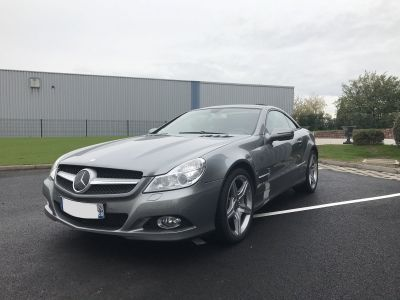 Mercedes SL 500 Pack AMG - <small></small> 39.500 € <small>TTC</small>