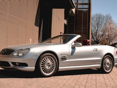 Mercedes SL 55 AMG - <small></small> 41.000 € <small>TTC</small> - #7