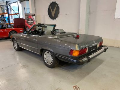 Mercedes SL 560 - <small></small> 19.750 € <small>TTC</small> - #10