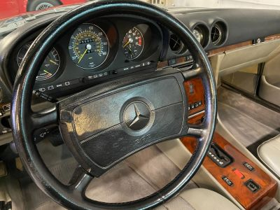 Mercedes SL 560 - <small></small> 19.750 € <small>TTC</small> - #22