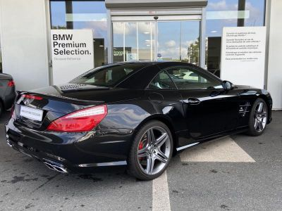 Mercedes SL 63 AMG Speedshift MCT - <small></small> 64.895 € <small>TTC</small>