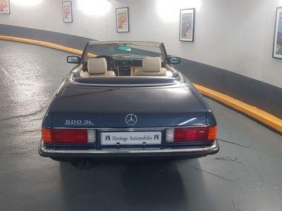 Mercedes SL Benz 500 - <small></small> 49.000 € <small>TTC</small> - #6