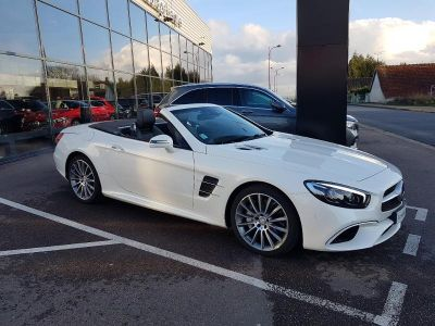Mercedes SL Classe 500 Executive 9G-Tronic - <small></small> 89.900 € <small>TTC</small>