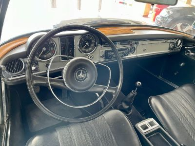 Mercedes SL Mercedes-Benz 250 SL Pagode (W113) - <small></small> 76.000 € <small></small> - #8