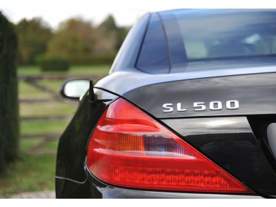 Mercedes SL sl 500 - <small></small> 33.000 € <small>TTC</small> - #8
