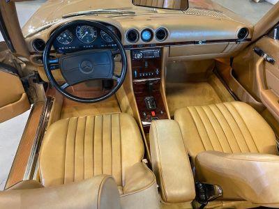 Mercedes SL SL560 - <small></small> 24.750 € <small>TTC</small> - #23