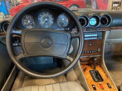 Mercedes SL SL560 - <small></small> 24.750 € <small>TTC</small> - #21