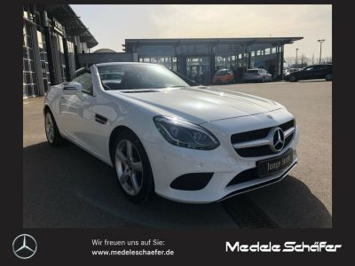 Mercedes SLC 200 LED-ILS
