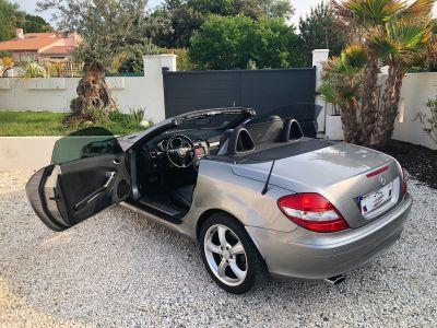 Mercedes SLK 350 4 - <small></small> 15.790 € <small>TTC</small>