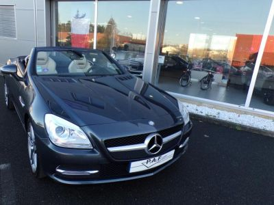 Mercedes SLK III 350 BLUEEFFICIENCY 7G-TRONIC - <small></small> 34.900 € <small>TTC</small>