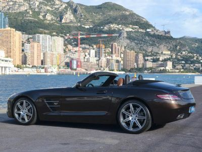 Mercedes SLS AMG 63 Speedshift DCT - <small></small> 189.000 € <small>TTC</small>
