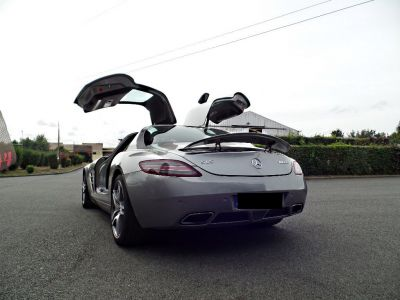 Mercedes SLS AMG V8 6.3 570 SPEEDSHIFT DCT COUPE - <small></small> 165.000 € <small>TTC</small>