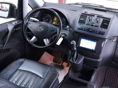 Mercedes Viano 3.O CDI V6 224CV DOUBLE CABINE BOITE AUTO CUIR LED - <small></small> 17.950 € <small>TTC</small> - #8