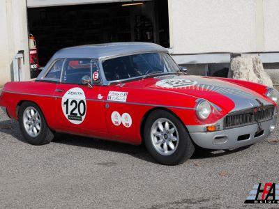 MG MGB B FIA - <small></small> 38.000 € <small>TTC</small> - #1