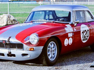 MG MGB B FIA - <small></small> 38.000 € <small>TTC</small> - #2